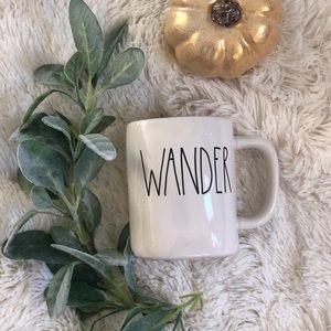 New Rae Dunn Wander Mug